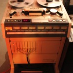 Otari MX70 our most beloved multitrack machine